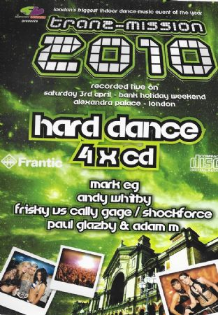 Tranz-mission - 2010 - Hard Dance